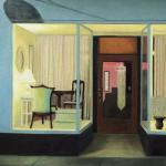 CONSIGNMENTS Oil/linen   20 x 16 Cape Cod Museum of Art National Juried Exhibit: INTERIORS