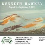 """Dune Drifts"" Solo Exhibit Larkin Gallery, Inc., 2013"